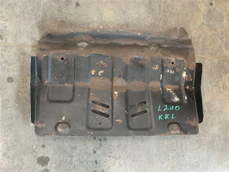 Защита двигателя Mitsubishi L200 Kk/kl KK/KL 4N15 2018 (б/у)