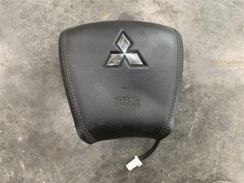 Подушка безопасности в рулевое колесо Mitsubishi L200 Kk/kl KK/KL 4N15 2018 (б/у)