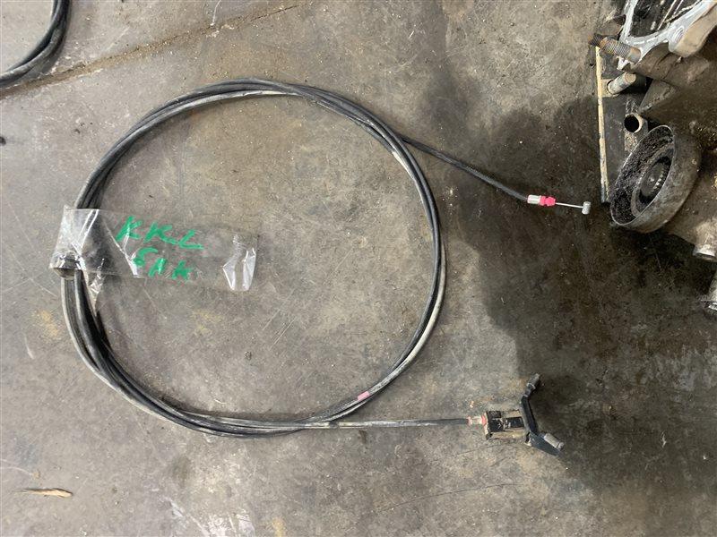 Трос открывания лючка бензобака Mitsubishi L200 Kk/kl KK/KL 4N15 2018 (б/у)