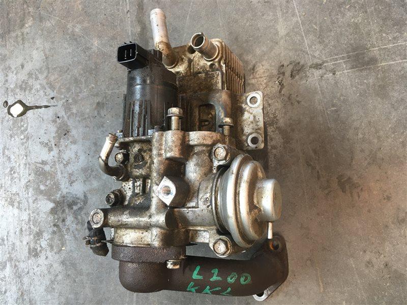 Клапан egr Mitsubishi L200 Kk/kl KK/KL 4N15 2018 (б/у)