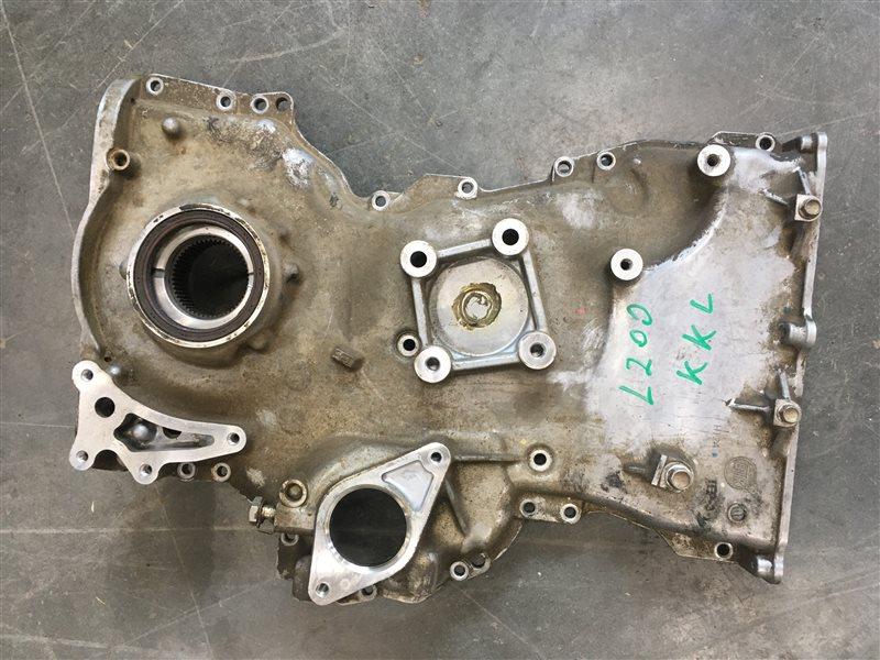 Крышка цепи грм Mitsubishi L200 Kk/kl KK/KL 4N15 2018 (б/у)