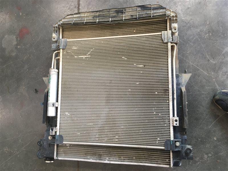 Радиатор кондиционера Mitsubishi L200 Kk/kl KK/KL 4N15 2018 (б/у)