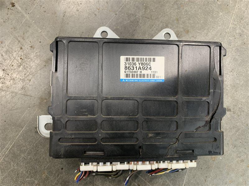 Блок управления акпп Mitsubishi L200 Kb4T KB4T 4D56U 2012 (б/у)