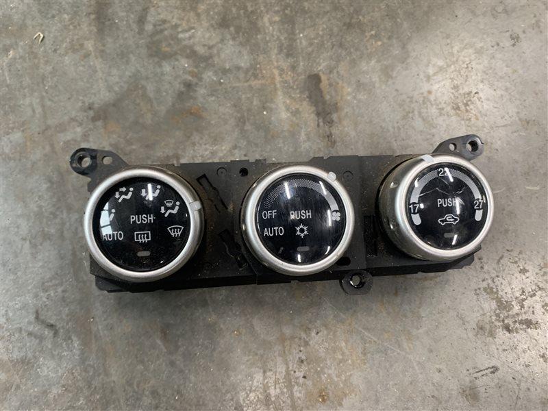 Блок управления климат контролем Mitsubishi L200 Kb4T KB4T 4D56U 2012 (б/у)