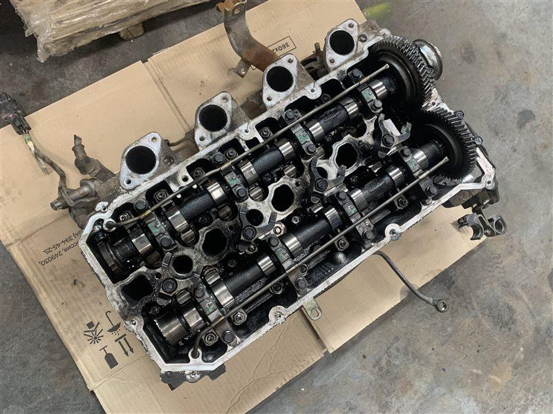 Головка блока цилиндров Mitsubishi L200 Kb4T KB4T 4D56U 2012 (б/у)
