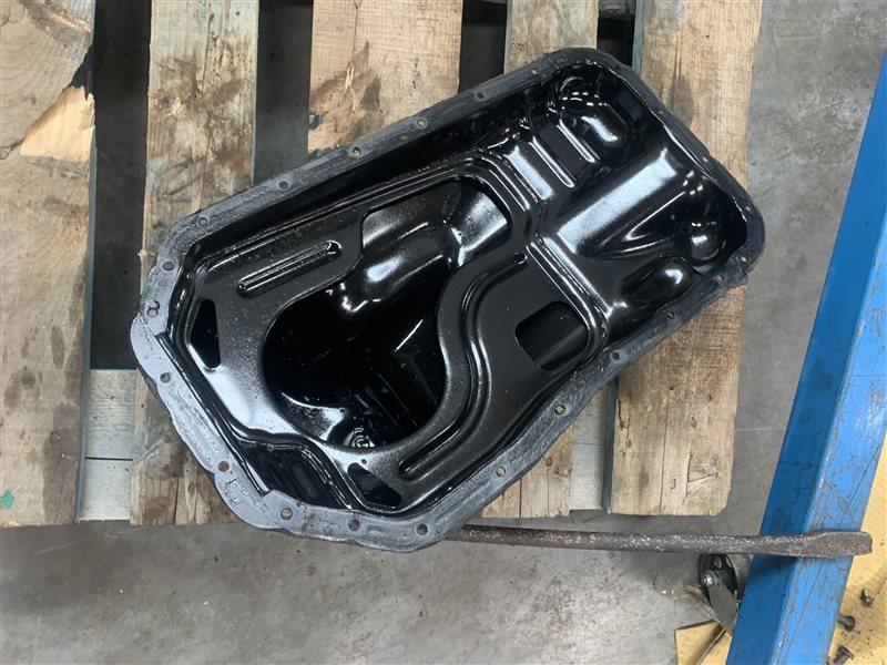 Поддон Mitsubishi L200 Kb4T KB4T 4D56U 2012 (б/у)
