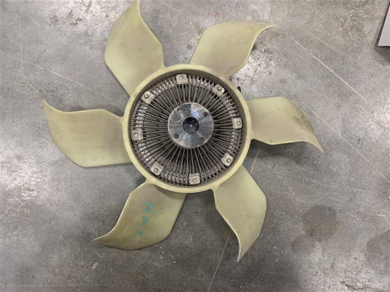 Крыльчатка вентилятора Mitsubishi Pajero Sport Kh0 KH0 4D56 2012 (б/у)