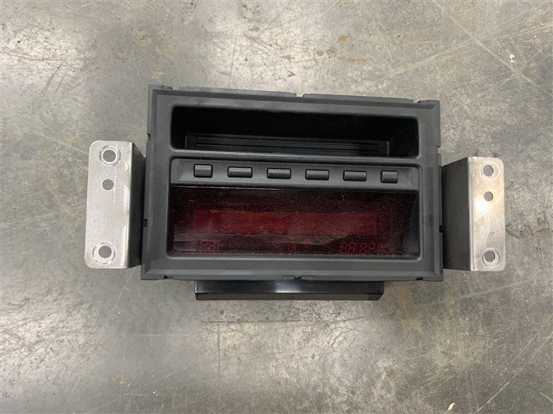Дисплей информационный Mitsubishi Pajero Sport Kh0 KH0 4D56 2012 (б/у)