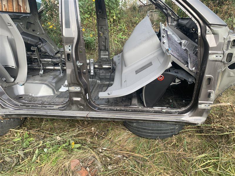 Порог Mitsubishi Pajero Sport Kh0 KH0 4D56 2012 правый (б/у)