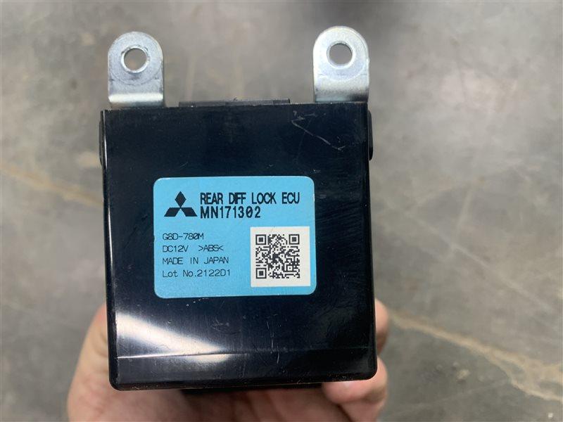 Блок управления 4wd Mitsubishi Pajero Sport Kh0 KH0 4D56 2012 (б/у)