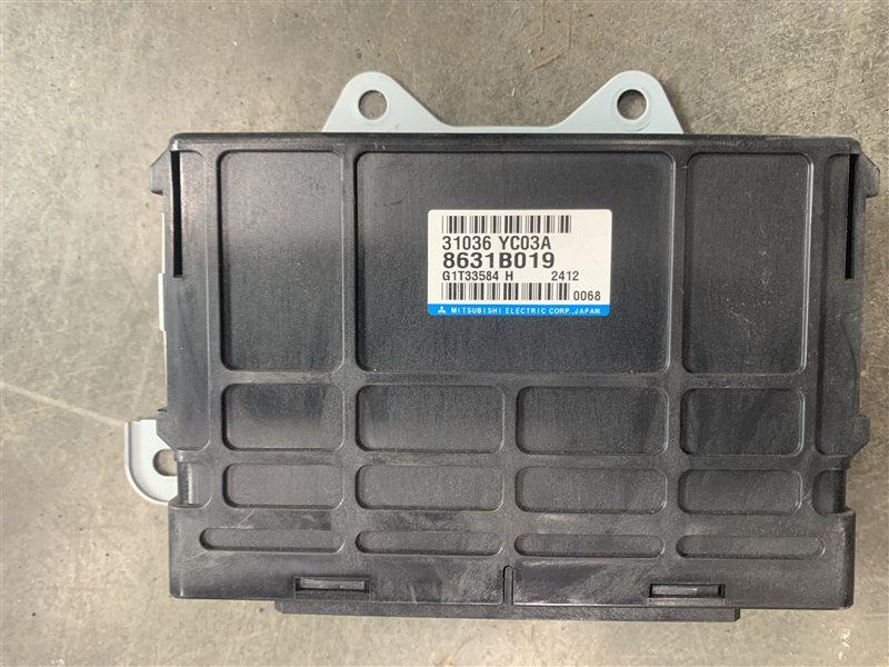 Блок управления акпп Mitsubishi Pajero Sport Kh0 KH0 4D56 2012 (б/у)