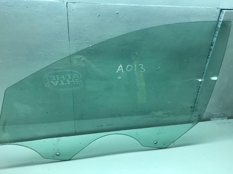 Стекло двери Opel Insignia 0G-A A20DTH 2011 переднее левое (б/у)