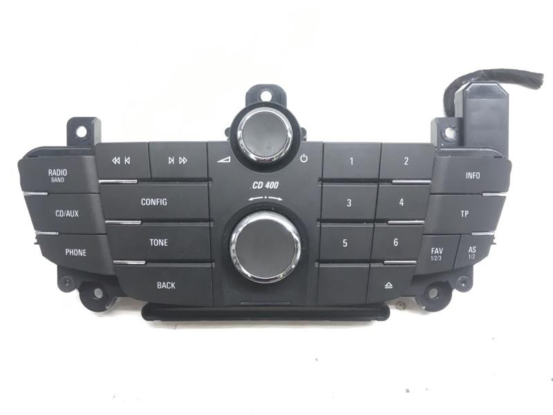 Панель управления аудиосистемой Opel Insignia 0G-A A20DTH 2011 (б/у)