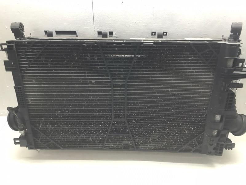 Кассета радиаторов в сборе Opel Insignia 0G-A A20DTH 2011 (б/у)