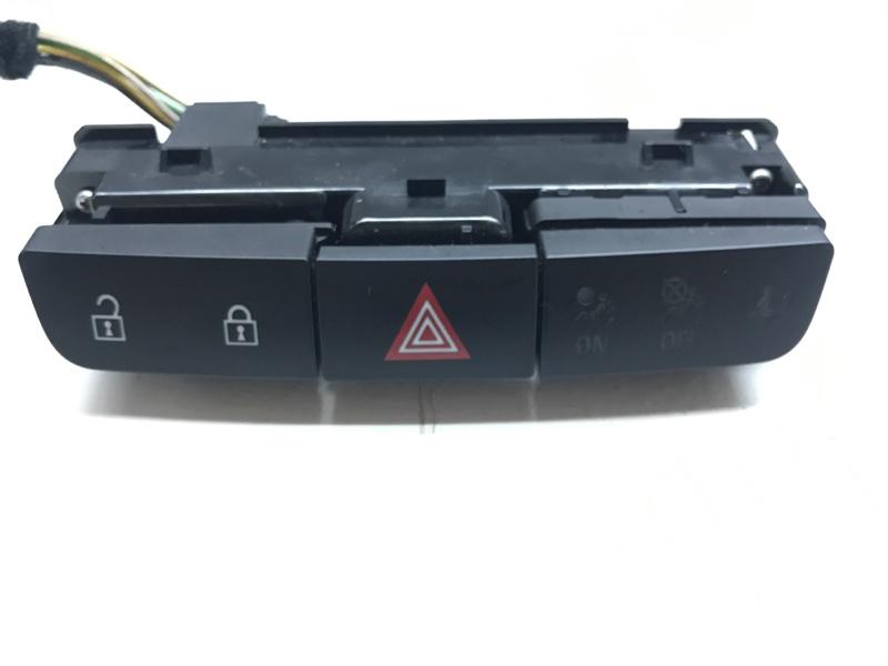 Выключатель аварийной сигнализации Opel Insignia 0G-A A20DTH 2011 (б/у)