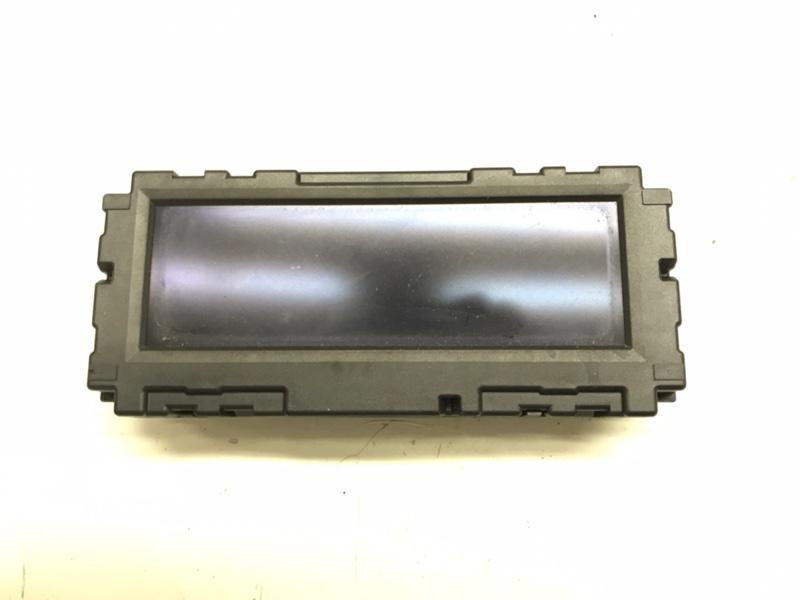 Информационный дисплей Opel Insignia 0G-A A20DTH 2011 передний (б/у)