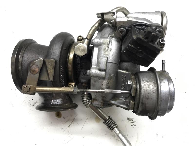 Турбина Bmw 7 Series F01 N63B44A 2010 левая (б/у)