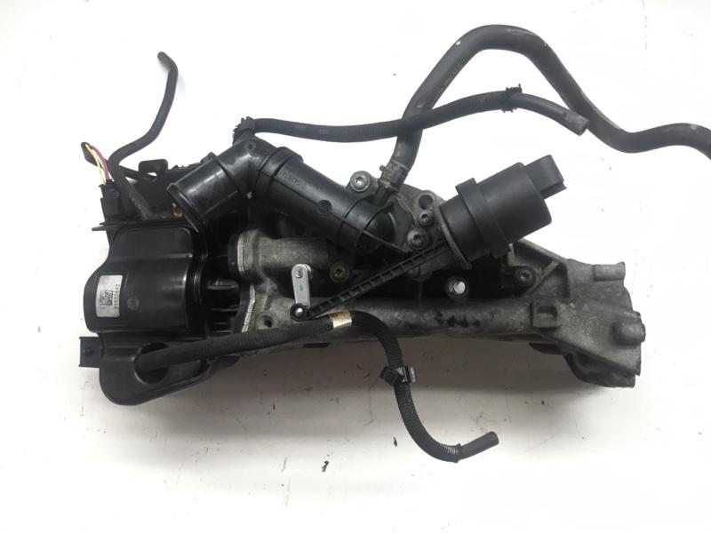 Корпус охладителя егр Opel Insignia 0G-A A20DTH 2011 (б/у)