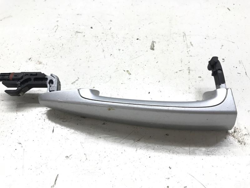 Ручка двери комфортным доступом Bmw X5 E70 N57B30 2013 задняя правая (б/у)