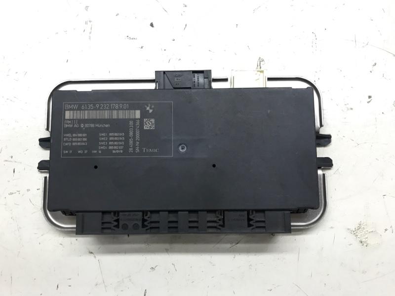 Блок frm 3 Bmw 7 Series F01 N63B44A 2010 (б/у)