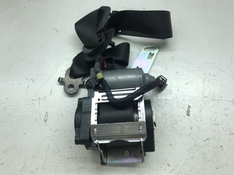 Ремень безопасности Bmw 7 Series F01 N63B44A 2010 передний левый (б/у)