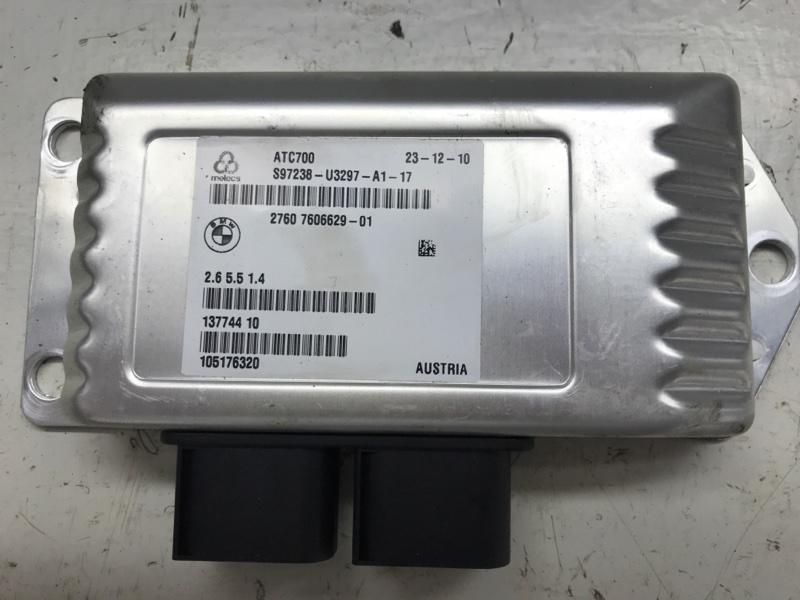Эбу раздаточной коробки Bmw X6 E71 M57 2009 (б/у)