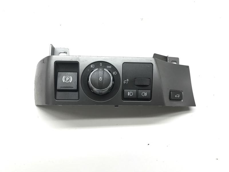 Выключатель освещения Bmw 7 Series E66 N62 2005 (б/у)