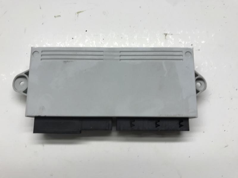 Модуль управления водительской дверью Bmw 7 Series E66 N62 2005 передний левый (б/у)