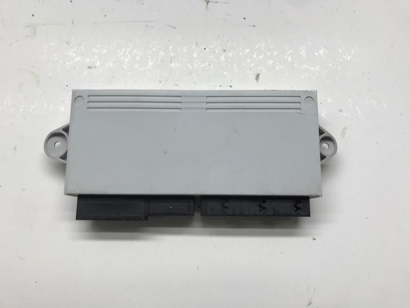 Модуль управления дверью Bmw 7 Series E66 N62 2005 передний правый (б/у)