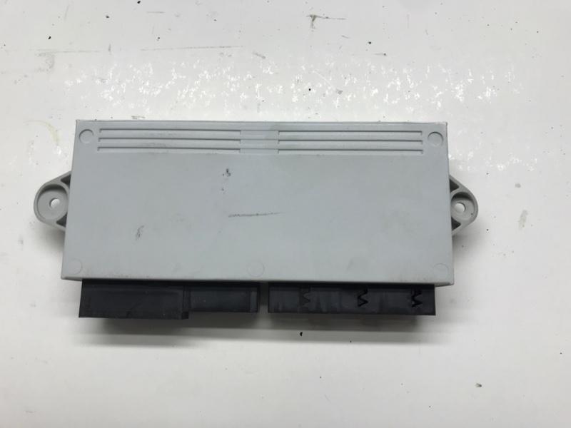 Модуль управления дверью Bmw 7 Series E66 N62 2005 передний левый (б/у)