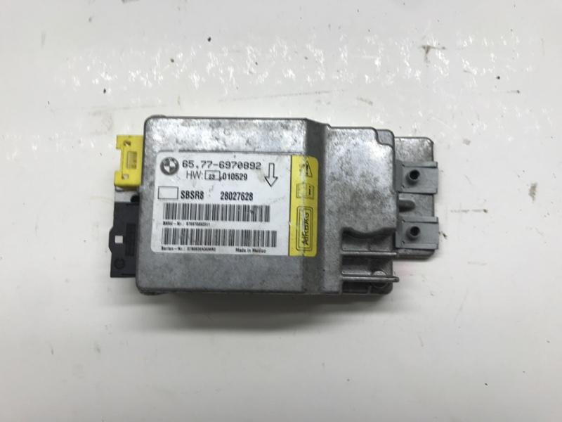 Датчик в центральной стойке Bmw 7 Series E66 N62 2005 правый (б/у)