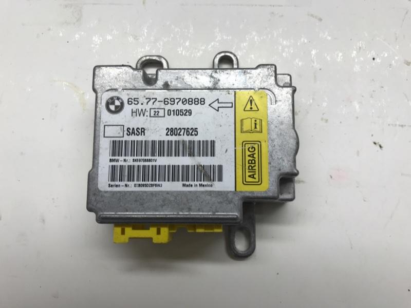 Датчик в передней стойке Bmw 7 Series E66 N62 2005 правый (б/у)