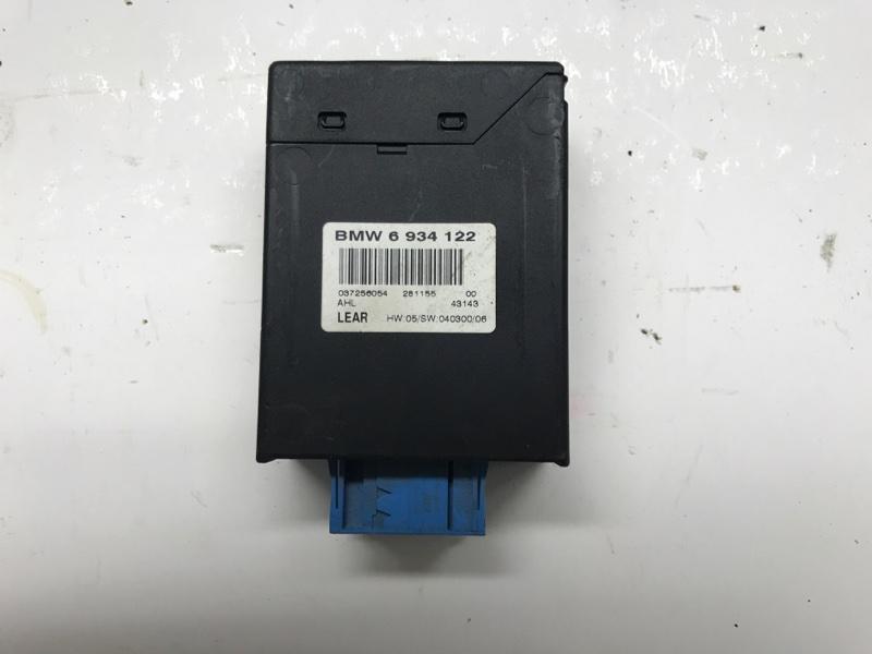 Эбу адаптивного освещения поворотов Bmw 7 Series E66 N62 2005 (б/у)