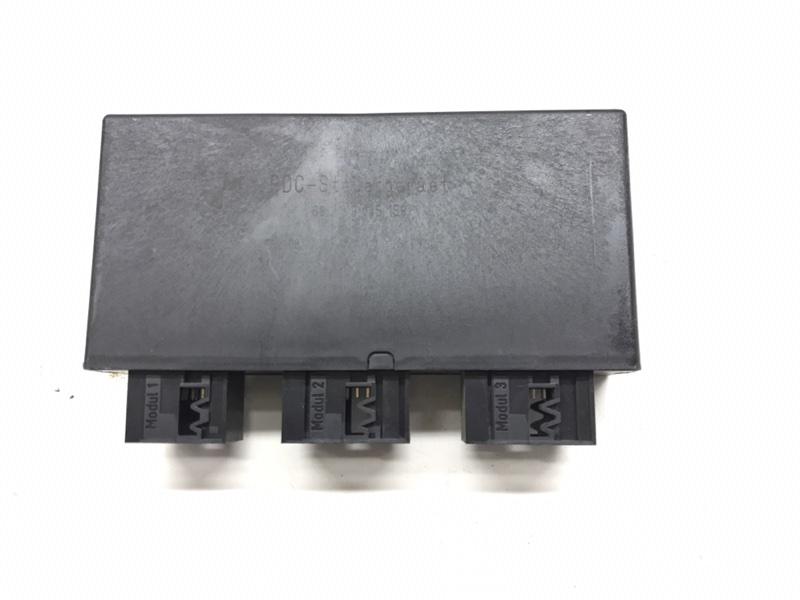 Эбу системы pdc Bmw 7 Series E66 N73 2006 (б/у)