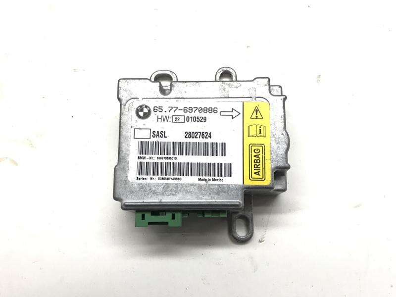 Датчик в передней стойке Bmw 7 Series E66 N73 2006 левый (б/у)