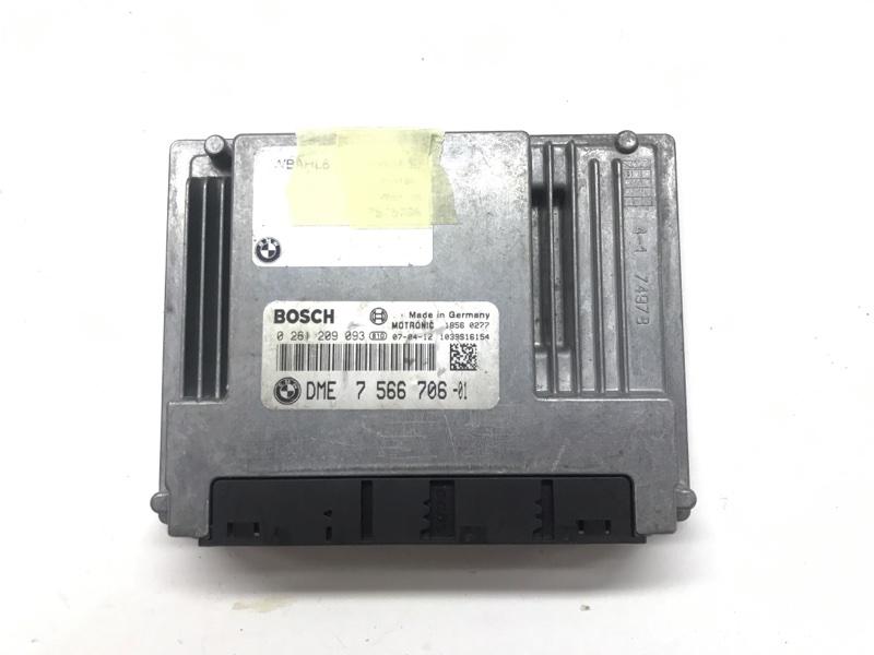 Блок управления двигателем Bmw 7 Series E66 N62 2005 (б/у)