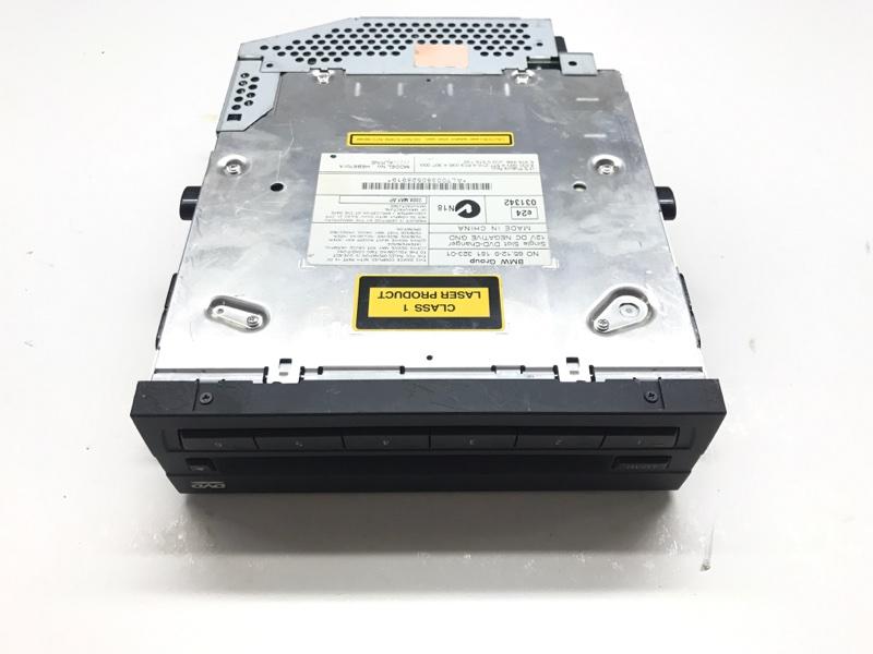 Dvd-чейнджер Bmw X5 E70 N62 4.8 2009 (б/у)