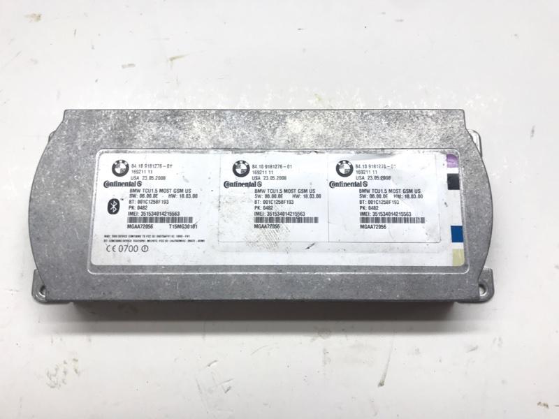 Telematics control unit Bmw X5 E70 N62 4.8 2009 (б/у)