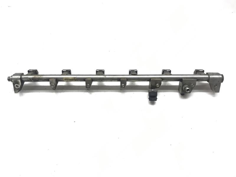 Распределительный трубопровод Bmw 7 Series E66 N73 2006 правый (б/у)