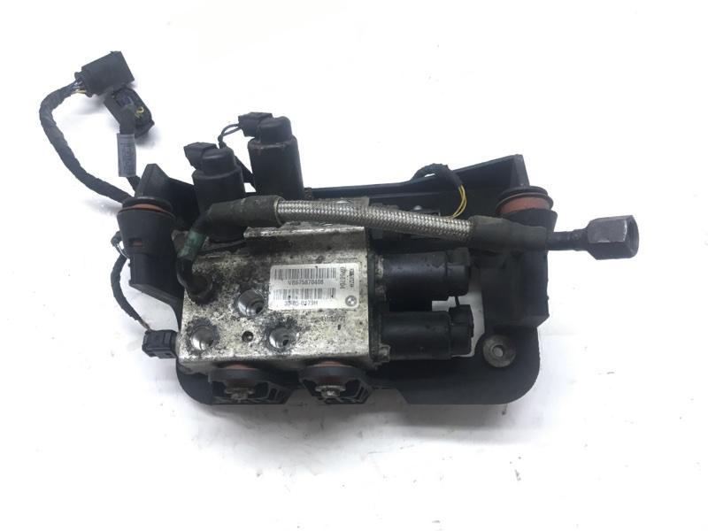 Клапанный блок Bmw 7 Series E65 N63B40 2006 (б/у)