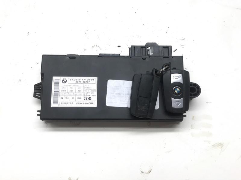 Блок управления cas Bmw X5 E70 N62 4.8 2009 (б/у)