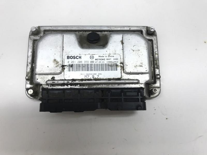 Блок управления двигателем Chery Amulet A15 1.6 2007 (б/у)