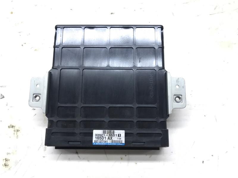 Блок управления двигателем Suzuki Escudo TL52W J20A 2001 (б/у)