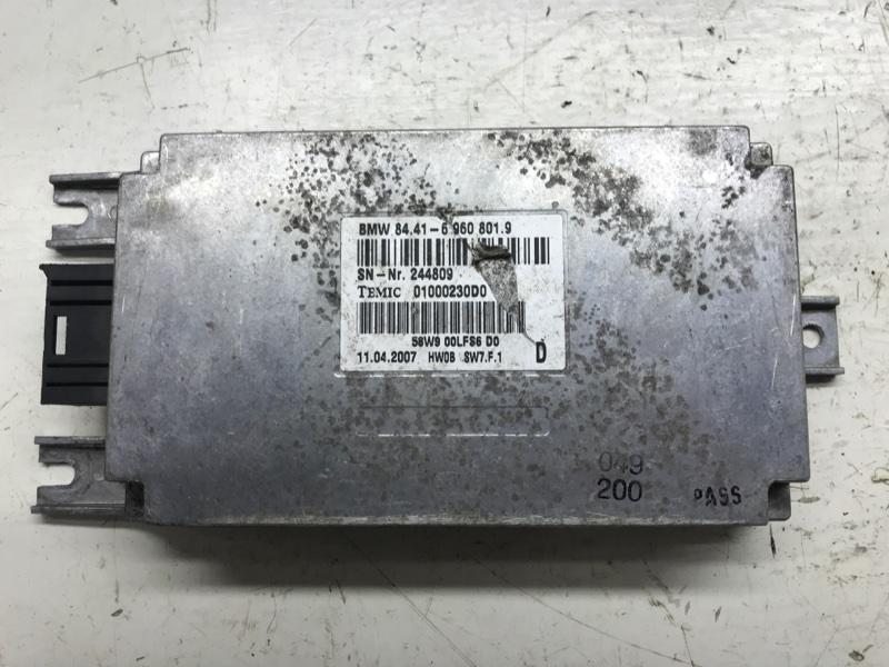 Эбу системы ввода голосовых сообщений Bmw 7 Series E66 N73 2006 (б/у)