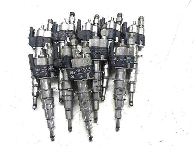 Инжектор Bmw 7 Series F01 N63B44A 2010 (б/у)