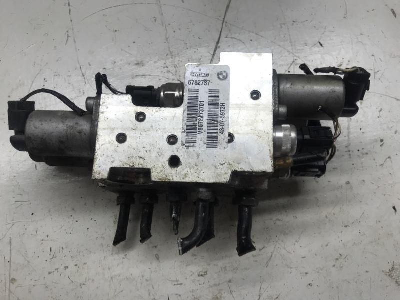 Клапанный блок Bmw X5 E70 M57 3.0 2009 (б/у)