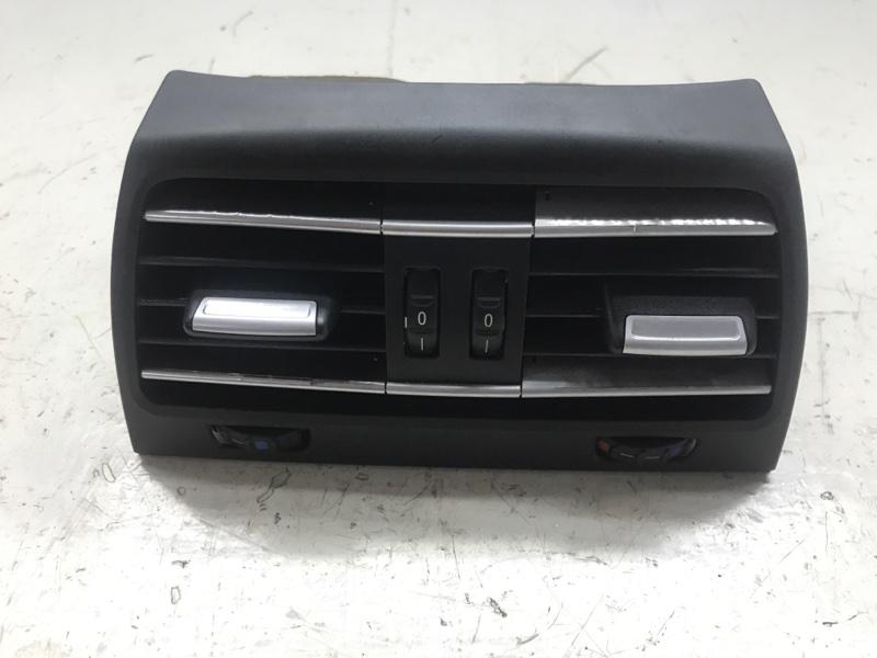 Вентиляционная решетка ср Bmw 7 Series F01 N63B44A 2010 задняя (б/у)