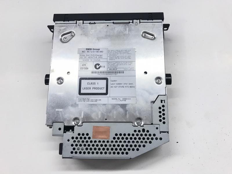 Dvd-чейнджер Bmw Z4 E89 N52B25A 2009 (б/у)