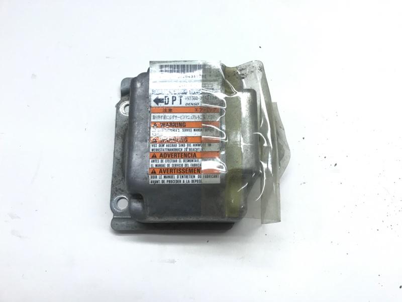Блок управления airbag Suzuki Escudo TL52W J20A 2001 (б/у)