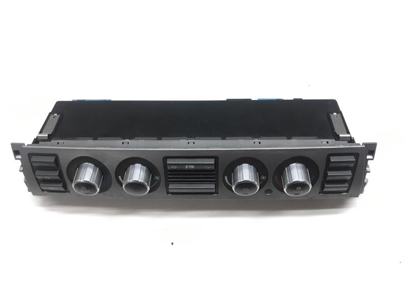 Блок управления климатом Bmw 7 Series E66 N73 2006 (б/у)